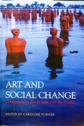 "Dadang Christanto, 1001 Manusia Tanah/ Earth People, 1996, Installation, as used on the book cover of ""Art and Social Change"""