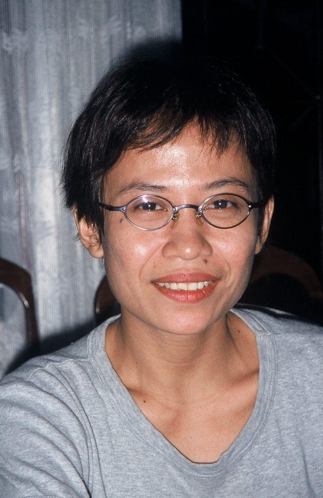 Dwi Puspita or Titarubi, known as Tita, Yogyakarta, 2004