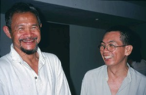 Goenawan Mohammad and Harsono, 2001