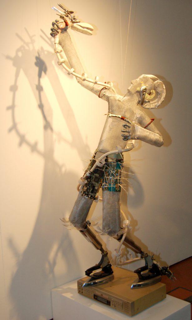 A A o Season, Bimo Tarung,Sisa Exhibition, UTS 2007